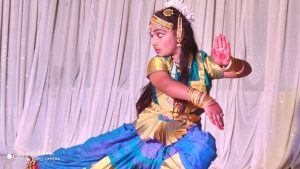 bharathanatiyam dance class